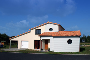 Maison neuve 2