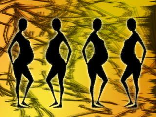 Schwangerschaftstanzkurs in Afrika