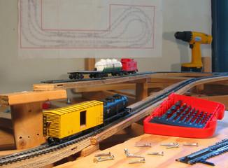 Building a Model Railroad