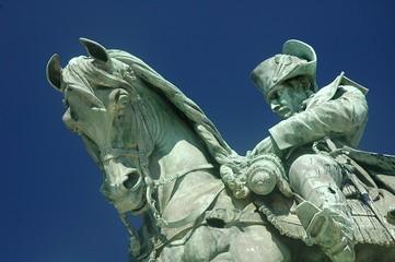 napoleon à cheval