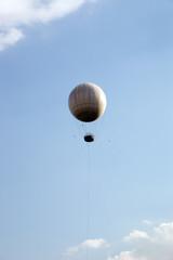 balloon, flight, sky
