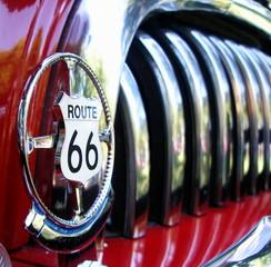 Foto op Plexiglas Route 66 route,66,