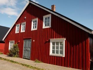 Casa di Henningsvaer