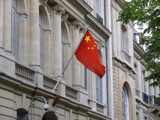 Ambassade de Chine à Paris, avenue George V