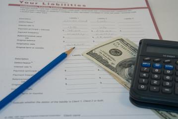 Making a financial plan