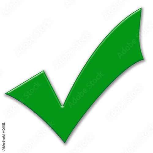haken check mark symbol stockfotos und lizenzfreie bilder auf bild 4061123. Black Bedroom Furniture Sets. Home Design Ideas