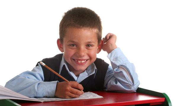Elementary / Primary School boy