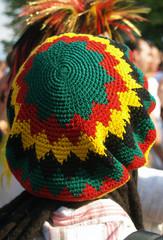 bonnet  rasta