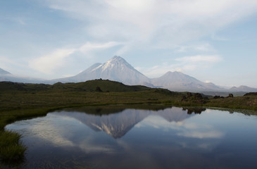 Kamchatkian landscapes