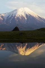 Lakes reflection