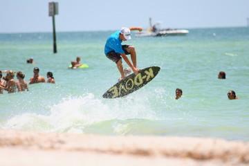 surfer, serfing, windserfing