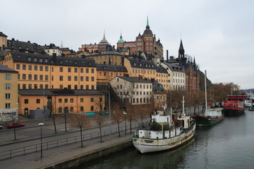 Stockholm - the capital of Sweeden