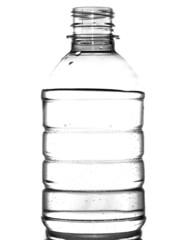 backlit water bottle