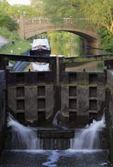 Harlow Mill Lock