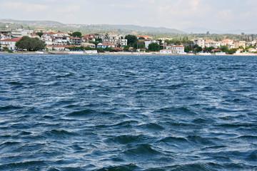 Choppy Sea