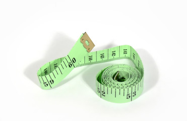 Green tape for measurement
