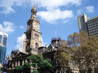 Sydney Stadt