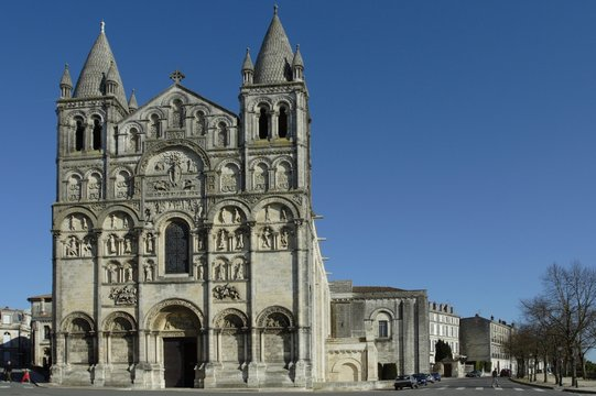 Cathedrale d'Angouleme