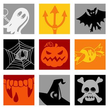 halloween picto