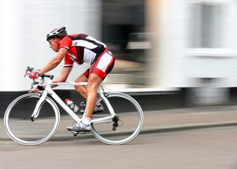 Racing Pro-fietser