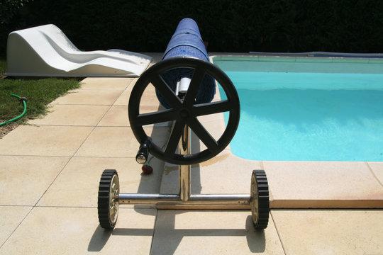 équipement de piscine