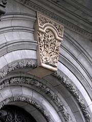 Ornate Keystone