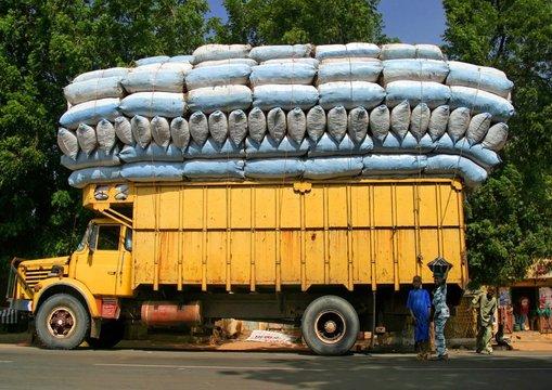 camion senegalais