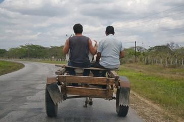 Cuba, Transportkutsche