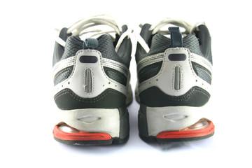 Sport shoes back