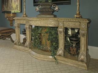 Luxury 2 – Decorative Mantle 1