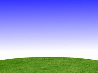 ciel bleu vecteur