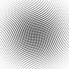 vector halftone dots for backgrounds and design