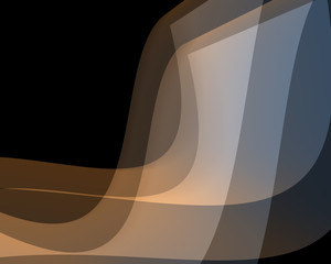 Abstract Curve 01