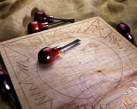 Printmaker's Tools