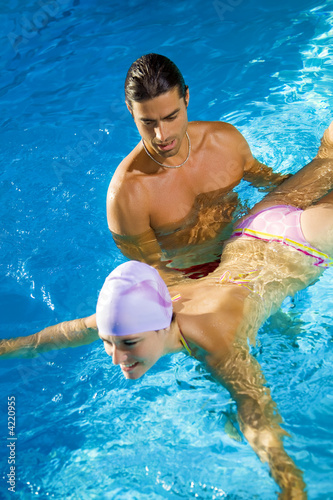 Swimming class in coimbatore for adults