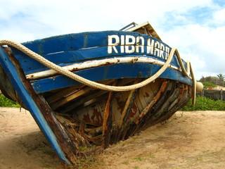 Barco Naufragado III