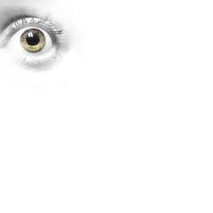 Pupila de color