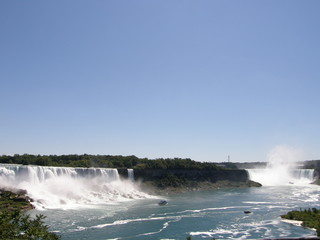 Niagara Falls - USA / Canada