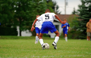Soccer Ball Pose