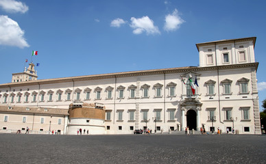 Rome, the Quirinal Palace