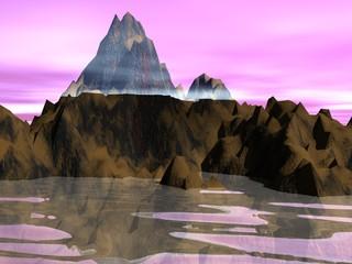 Mountains & Sea