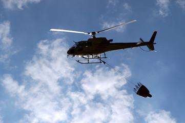 elicottero antincendio - firefifgter chopper