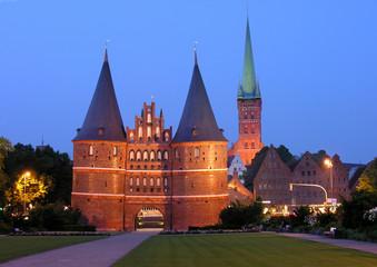 Hostentor in Lübeck