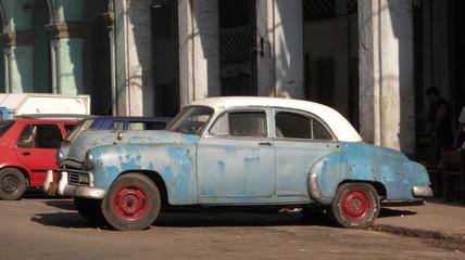 Old car, Havana - Cuba