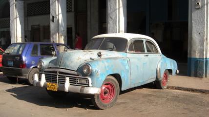 Old Car - Havana, Cuba