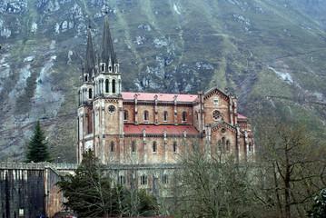 Basilica de Covadonga - COVADONGA - Asturias