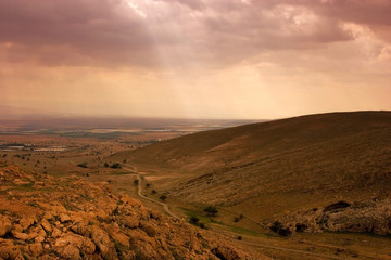 The Jordanian valley 1