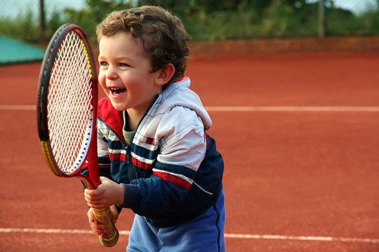 tennis boy