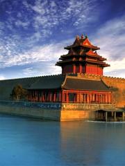 Fotobehang Beijing Beijing - Forbidden City