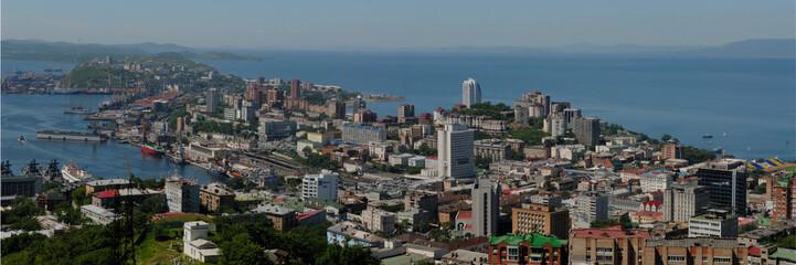 city(town) Vladivostok